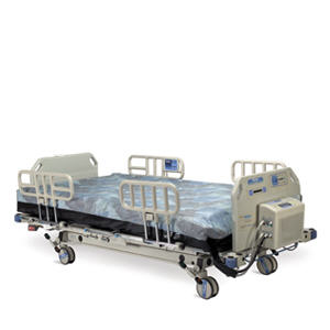 bariatric bed with foam mattress eb